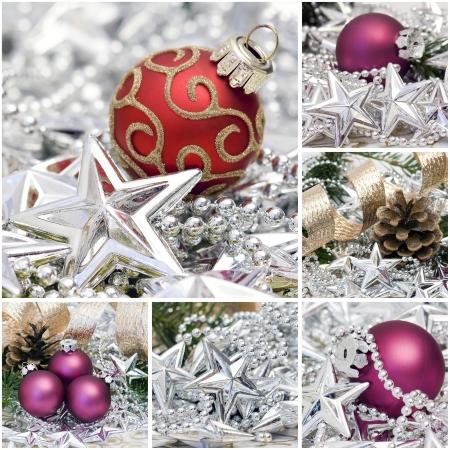 christmas collage Stock Photo - 16183456