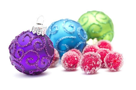 christmas balls Stock Photo - 16183425