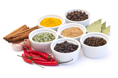 flavorings: spices and flavorings