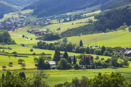 Black Forest  - Germany, Baden-Wurttemberg Stock Photo