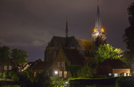 St. Pankratius Church in 's-Heerenberg, Gelderland, Netherlands