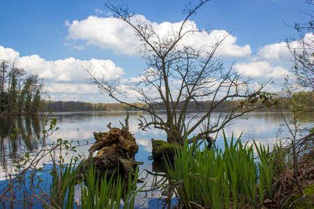 Lake Krickenbeck in Germany