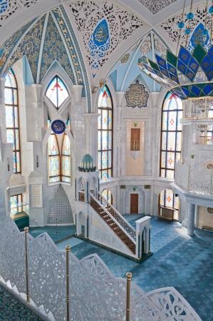 kazan: Kul Sharif mosque in Kazan Kremlin. Russia.
