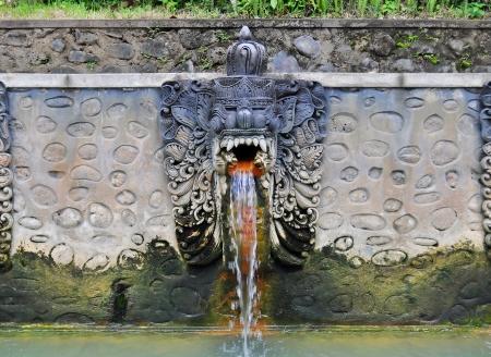 Termal Banjar hot springs  North Bali  Indonesia