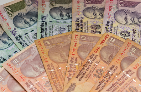 indian currency: Indian Currency different Rupee bank notes background