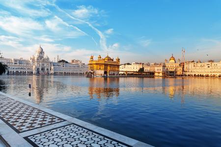 darbar: Golden Temple (Harmandir Sahib also Darbar Sahib) in Amritsar. Punjab. India