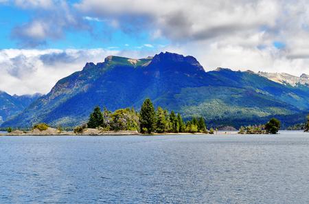 bariloche: Lake Nahuel Huapi. San Carlos De Bariloche. Argentina