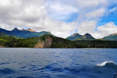 lake nahuel huapi: Lake Nahuel Huapi. San Carlos De Bariloche. Argentina