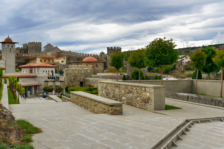 september 9th: Akhaltsikhe, Georgia - September 29, 2016: View of Rabati Castle complex. Built in the 9th century