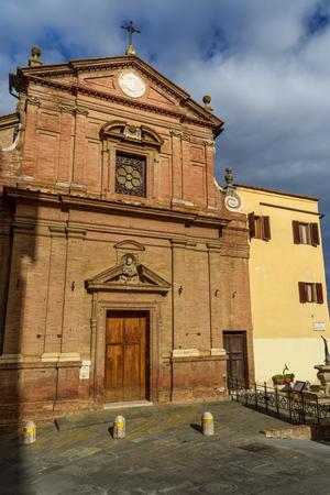 Chiesa di San Giuseppe is Roman church in Siena. Italy