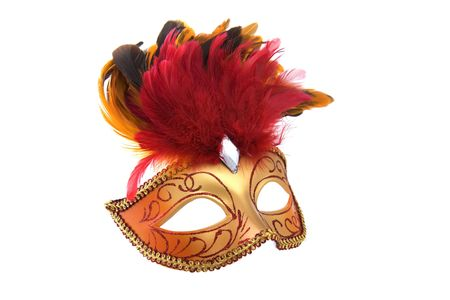 Image of bright fancy mask Stock Photo - 4528589