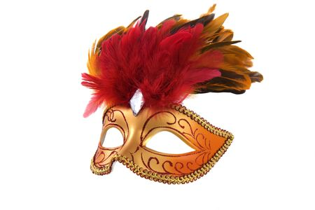 gras: Image of bright fancy mask
