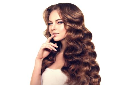 Haare volumen friseur