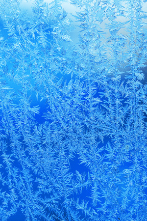 frosted window glass texture.