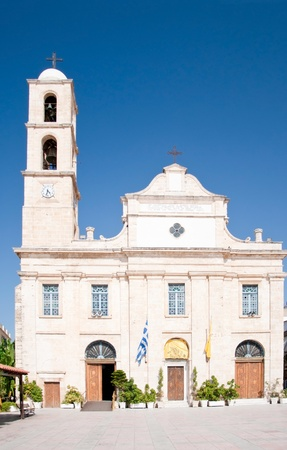 Chania Cathedral, Crete