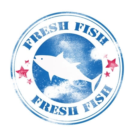 Fresh fish photo