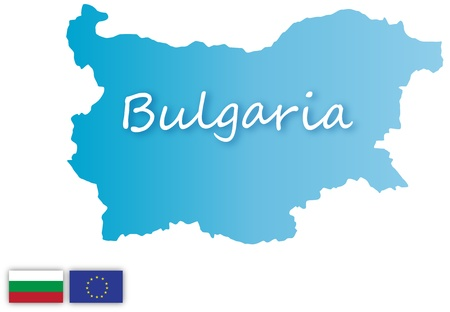 bulgaria: Bulgaria map
