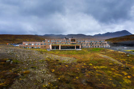 Fosshotel Myvatn located on the Ring Road near a beautiful lake in Iceland