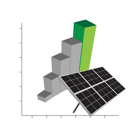 solar equipment: equipos de panel de energ�a solar icono alternativo sol
