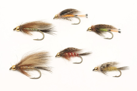 fly fishing: Fly fishing, bait
