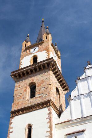 Evangelical Church - Bistrita, Transilvania, Romania