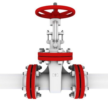 valve for pumping oil