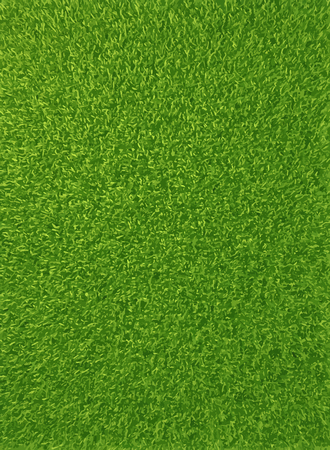 Vector background texture of fresh green grass.