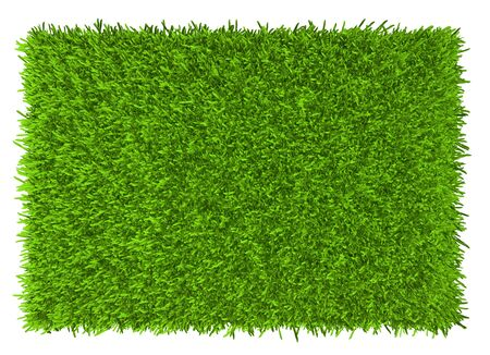 Trama di sfondo erba. erba fresca. rendering 3d
