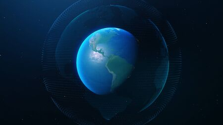 Planet earth technology network.