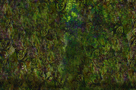 elemental: abstract background with elemental structures in earth colors.