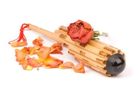 blaasinstrument: Aziatische blaas instrument