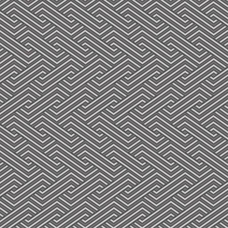 iteration: Seamless pattern per un tessuto, carta, piastrelle Vettoriali