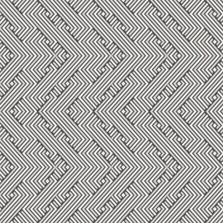Vector Metal Seamless Pattern Illustration