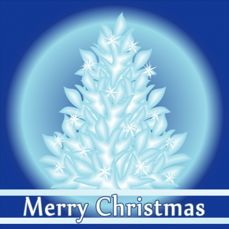 Christmas tree  Stock Vector - 14602243