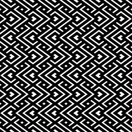 geometria: Modelo incons�til de la tela, papeles, azulejos