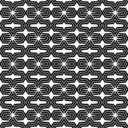 Seamless pattern for a fabric, papers, tiles   Vector