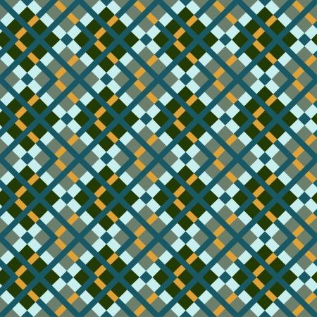 Abstract Ethnic Seamless Geometric Pattern  Vector Illustration Stock Vector - 24753408