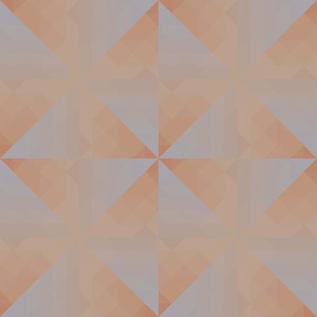 Retro seamless pattern of geometric shapes. Colorful mosaic backdrop.