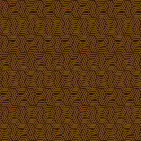 hexagonal shaped: Seamless geometric hexagons pattern.  Illustration