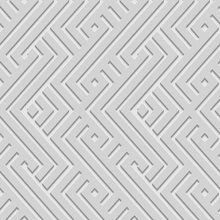 Vector background with seamless islamic style pattern