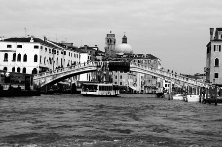 rialto bridge: Rialto bridge at Grand Channel in Venice