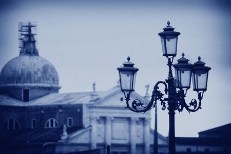 st  mark s: Lanterna veneziana in Piazza San Marco a Venezia s