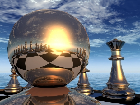 tactics: Chess Game