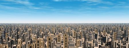 Mega City photo