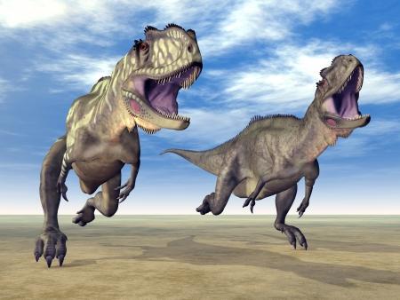 恐竜ヤンチュアノサウルス