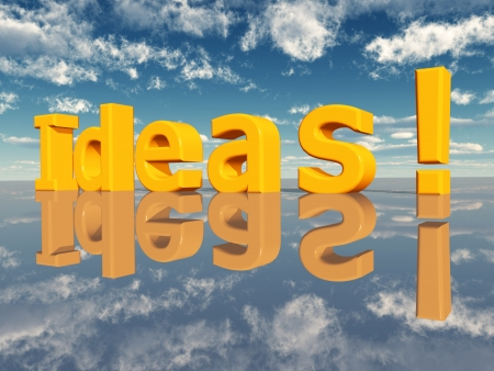Ideas Stock Photo - 16500821