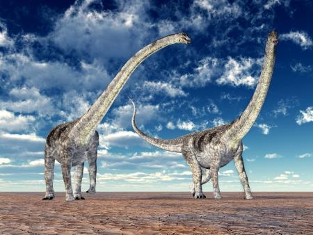 hugely: Dinosaur Puertasaurus