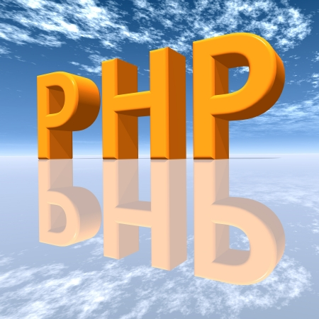 PHP Stock Photo - 17041472