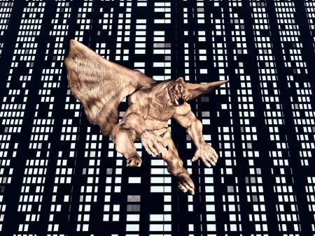 enormously: Gargoyle