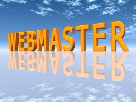 Webmaster Stock Photo - 17041469